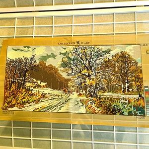 Collection D'Art Needlepoint
